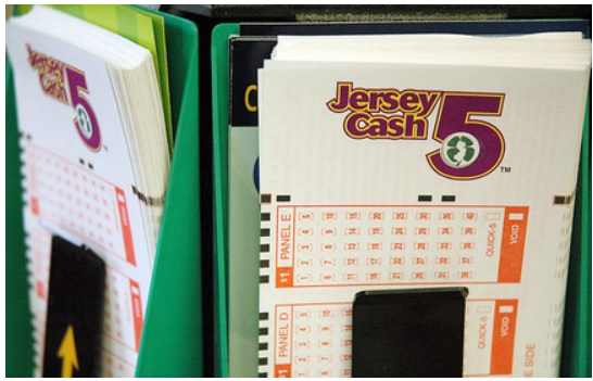 loteria New Jersey Cash 5