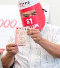 salvadoreño gana 1 millón de dólares en la powerball usa