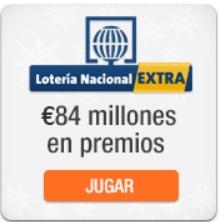 Sorteos Extraordinarios de la Lotería Nacional
