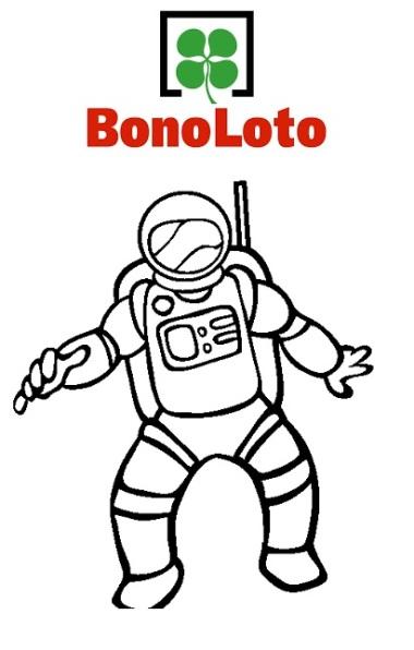 Ganar la Bonoloto es tan probable como convertirse en astronauta