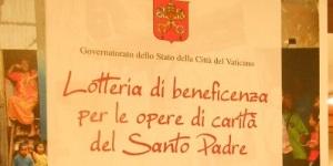 la Ciudad del Vaticano tiene loterías