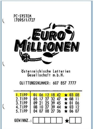 Pareja de Luxemburgo gana €36.694,30 jugando EuroMillones con theLotter